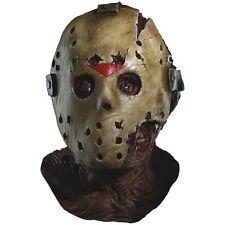 Jason Oversized Mask Costume Mask Adult Friday the 13th Halloween