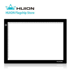 A4 LED Copy Board Light Pad USB Power Cable Tracing Light Table Ultra-Thin A4 LED Copy Board Drawing Display Pad Brightness Adjustable with Accessories