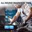 thumbnail 4 - LAUNCH X431 CRP909X Auto Diagnostic Tool OBD2 Scanner TPMS ALL SYSTEM as MK808