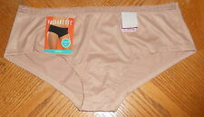 Vassarette Hipster Panties, Smooth , Size 7 , 75% Nylon 25% Spandex