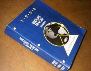 1999 Ford Escort Mercury Tracer Volume 2 Shop Manual | eBay