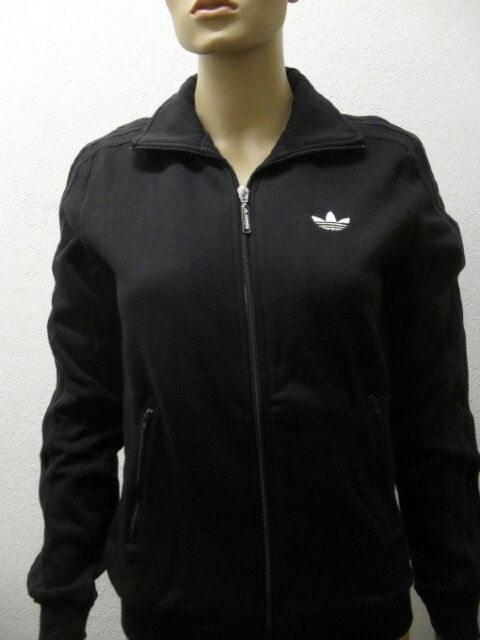 ba66d066d6e3 adidas Originals Fleece Firebird Jacket TT Ladies Sweat Jacket Zip ...