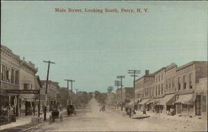 Perry-NY-Main-Street-c1910-Postcard