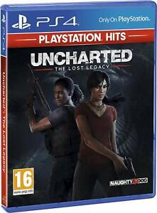 UNCHARTED-perso-Legacy-PS4-NUOVO-SIGILLATO