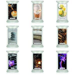 Kringle-Candle-DOUBLE-WICK-LARGE-JAR-CANDLE-Choice-Of-Fragrances