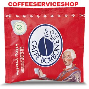 300-CIALDE-CAFFe-BORBONE-MISCELA-RED-ESE-44-MM-IN-CARTA-FILTRO-ORIGINALE