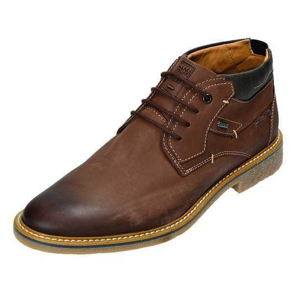Fretz Men 6935.8827-82 botas botas Gore-Tex zapatos marrón neu3
