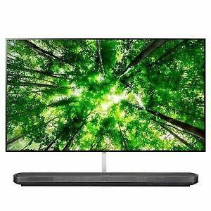 LG SIGNATURE OLED65W8PUA 65 inch 2140p 4K OLED HDR Smart TV