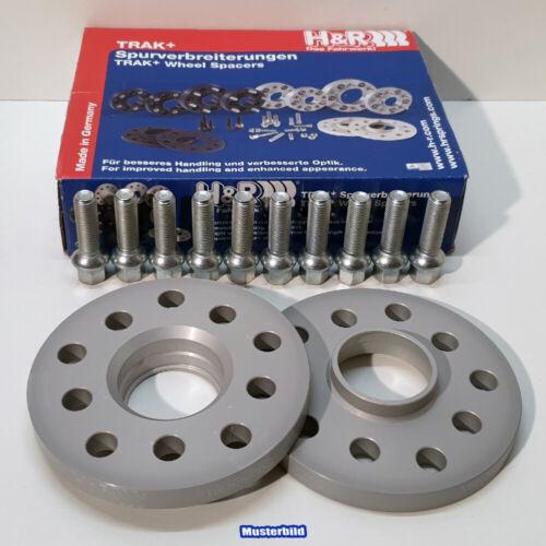 H/&r ensanchamiento Dr-Abe 26 = 2x13mm para mercedes clase c w205 pernos U.