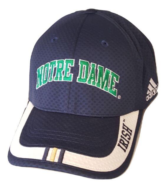 527eb6896 adidas Hat Notre Dame Nd Fighting Irish Mesh Structured Flexfit Cap L/xl  Adult