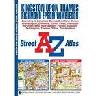 Kingston Upon Thames & Richmond Street Atlas by Geographers' A-Z Map Co Ltd (Paperback, 2016)