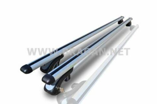 To Fit 2014 Mercedes Vito Viano MWB LWB Roof Rack Rails Lock Cross Bars