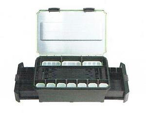 Greys-Prodigy-Klip-Lok-Tackle-Box-base-con-tutti-i-dispositivi-BOX-CASSETTA-kleinteilbox