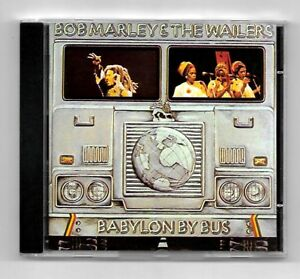 CD-BOB-MARLEY-amp-THE-WAILERS-BABYLON-BY-BUS-13-TITRES-ALBUM-ANNEE-1978