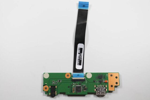 Asus Q504U Series Genuine  USB Card Reader Audio Board 60NB0BZ0-IO1100