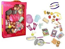 CAMPER FOOD OUR GENERATION 18'' DOLL R.V. SEEING YOU CAMPING FIT AMERICAN GIRL