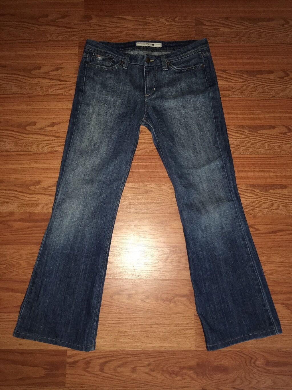 JOE'S Women's  bluee Straight Leg Denim Jeans size 29