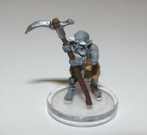 DEEP GNOME ROCKWARDEN #17 Pathfinder Battles: Darklands Rising