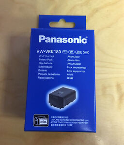Genuine-Panasonic-VW-VBK180-Battery-HDC-TM80-TM60-TM55-TM40-H85-SDR-H100-T70