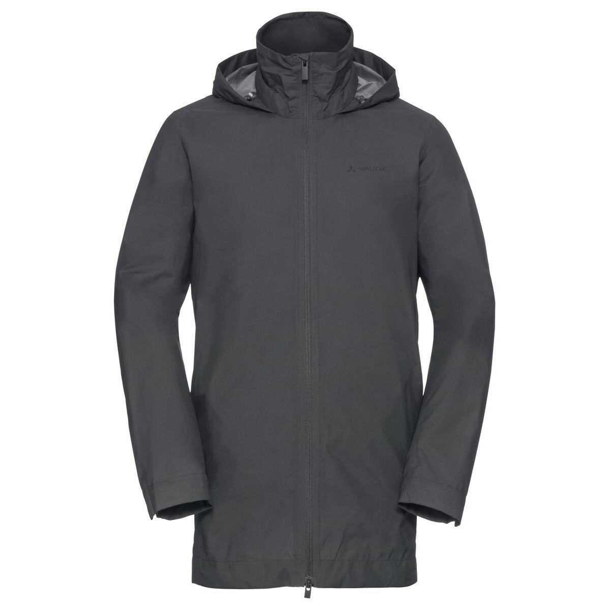 Vaude margone  coat gabardina gris  Descuento del 70% barato