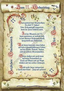 Gedicht geburtstag opa 90