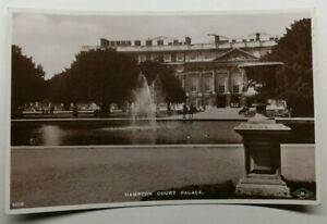 493-Antica-Cartolina-Hampton-Court-Palace