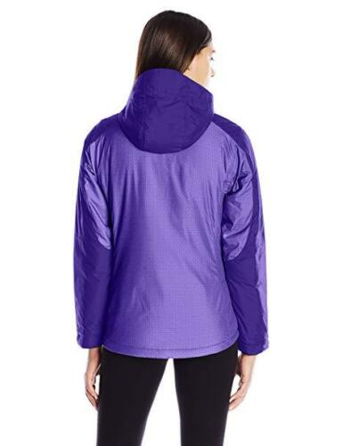 Groovin l violet de Gotcha Columbia Femmes Manteau qpnYfxwEf