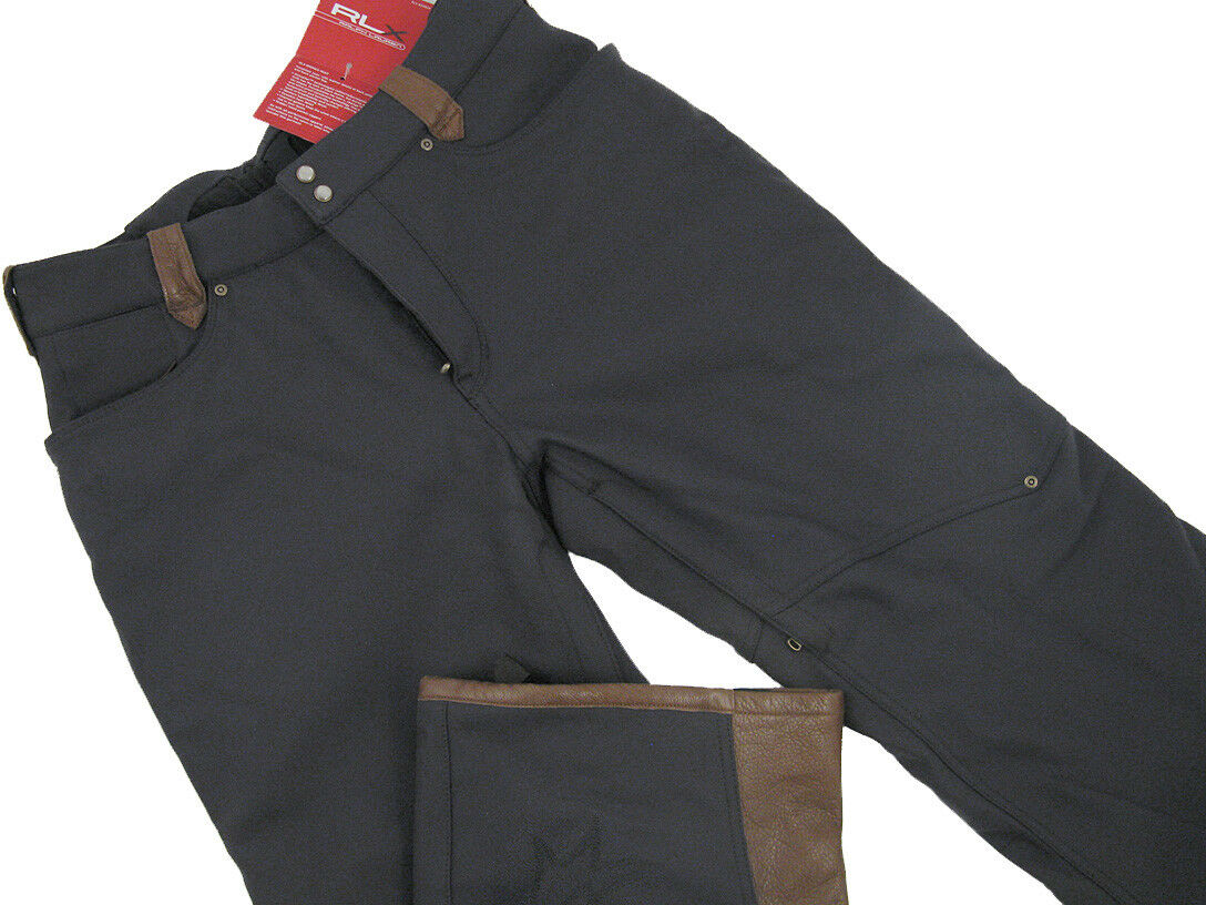 NEW  695 Ralph Lauren RLX  Bronco Western Ski Pants   L  34  Schoeller Fabric  there are more brands of high-quality goods