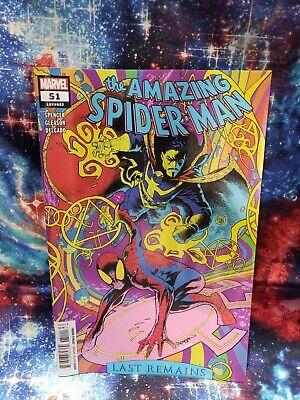 Amazing Spider-man 51 NEW MARVEL COMICS NM 51A Main first 1st print 2020