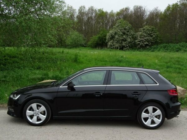 Audi A3 1,4 TFSi 150 Ambition SB - billede 1