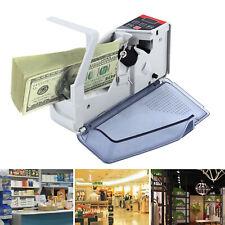 Portable Mini Banknote Counter Bill Cash Money Counter Machine Led Display