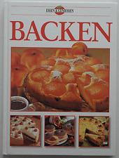 Backbuch – BACKEN