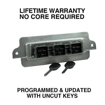 Engine Computer Programmed with Keys 2005 Mazda Tribute 5L8A-12A650-XA XBJ0 2.3L