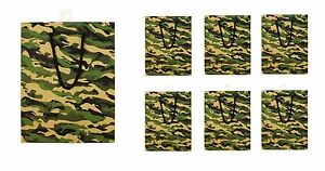 image is loading camouflage gift bag in bulk camo wedding birthday