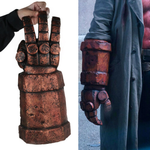 Son of Satan Cos Glove Hellboy Cosplay Accessory 1pce Right Hand Latex Glove