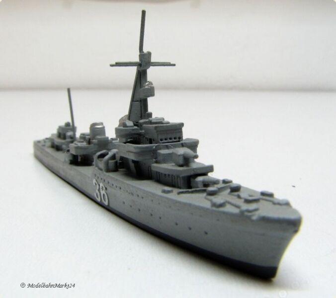 HANSA MODELLE S 128 Zerstörer Z 36