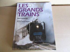 113H-Les-Grands-Trains-Larousse-238-Pages-C-Lamming