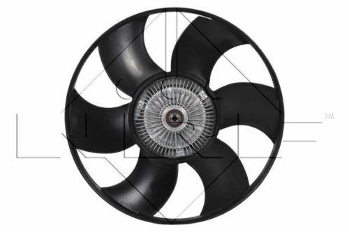 MERCEDES SPRINTER 906 2.1D Radiator Fan Viscous Coupling 2006 on Clutch NRF New