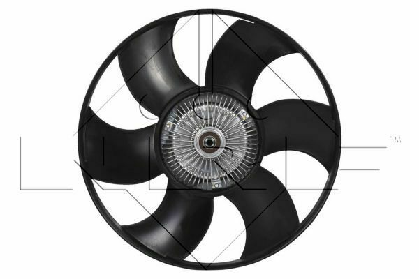 MERCEDES SPRINTER 906 2.1D Radiator Fan Viscous Coupling 06 to 09 Clutch NRF New