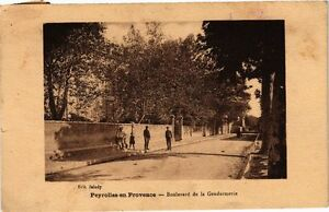 CPA PEYROLLES EN PROVENCEBoulevard de la Gendarmeri - (213620)