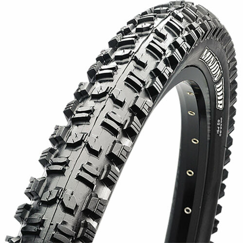 "Folding EXO, Dual Compound Maxxis Minion DHR II Tire: 27.5 x 2.60/"" 60tpi"
