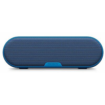 SONY SRS-XB2 BLUETOOTH SPEAKER+NFC+AUX+EXTRA BASS+WATER RESIST+DOUBLE PAIRING