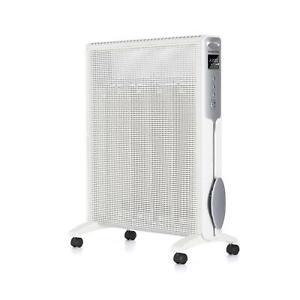 Mobiler Heizstrahler Standheizer 2000 Watt Heizgerät Timer Thermostat Display