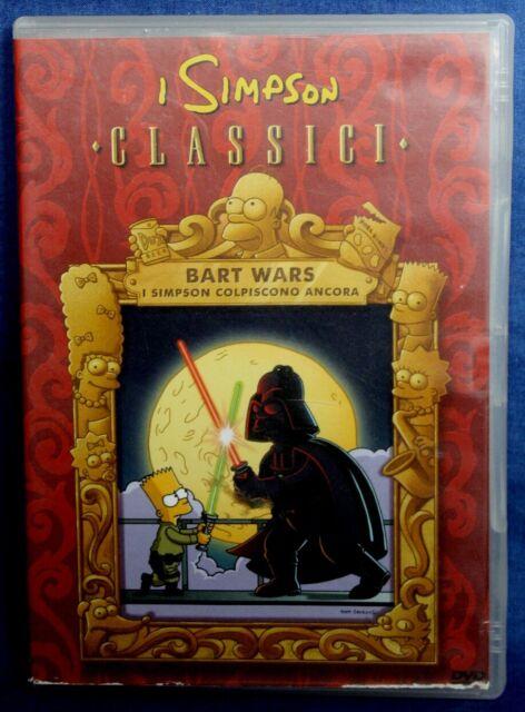 I SIMPSON - CLASSICI - BART WARS - DVD N.06181