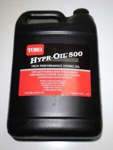Details about Toro Hypr-oil 500 (gallon) Part # 114-4714