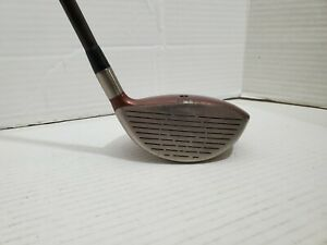 Taylor Made Mens Driver Left Handed Bubble Graphite Stiff Shaft S-90 Golf Club
