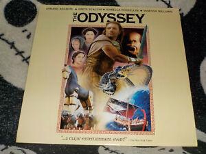 The-Odyssey-Laserdisc-Ld-Armand-Assante-Isabella-Rossellini-Ordini