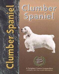 CLUMBER-SPANIEL-Blackman-Ricky-Used-Very-Good-Book