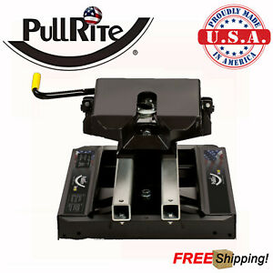 Details About Pullrite Traditional Series 20k 5th Wheel Hitch Rail 07 18 Silverado 1500 6 5