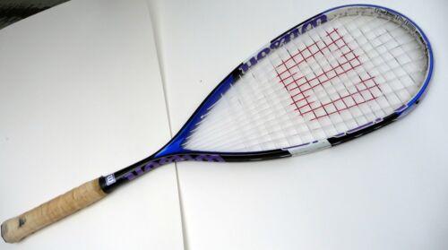 Wilson Nano Carbone Pro Squash Racquet Raquette